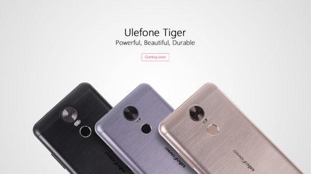 Ulefone Tiger: batteria da 4000 estremamente sicura