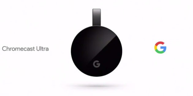Chromecast Ultra disponibile sul Google Store italiano