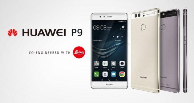 Huawei P9: avviati i test per Android 7.0 Nougat