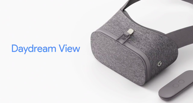 Google DayDream View disponibile dal 10 Novembre in pochi mercati