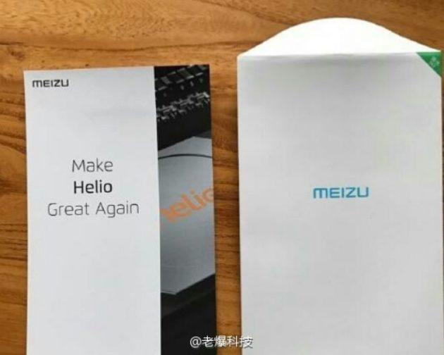 Meizu organizza un nuovo evento e fà il verso a Trump