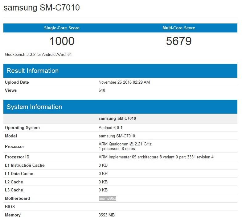 Le ultime voci sul Samsung Galaxy S8