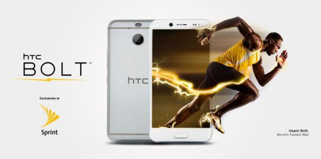HTC Bolt ufficiale: Snapdragon 810 e nessun jack per le cuffie