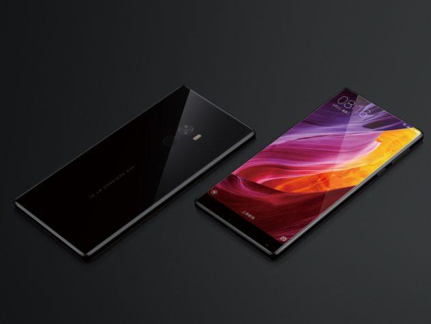 Xiaomi Mi Note 2 e MIX in prevendita su Tomtop