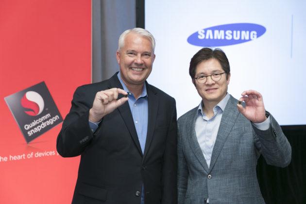Qualcomm annuncia Snapdragon 835: sarà basato sul processo a 10nm di Samsung