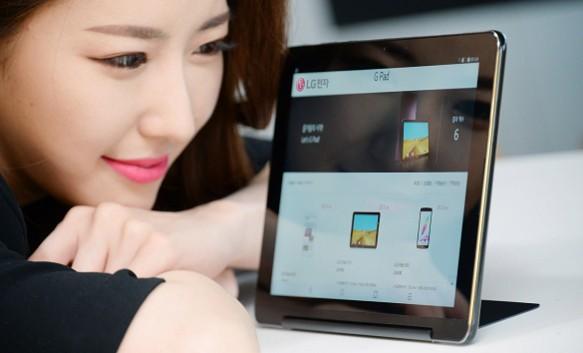 LG G Pad III 10.1 ufficiale: kickstand e connetività LTE