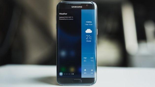 Galaxy S7 Edge: arriva la security patch di dicembre 2016