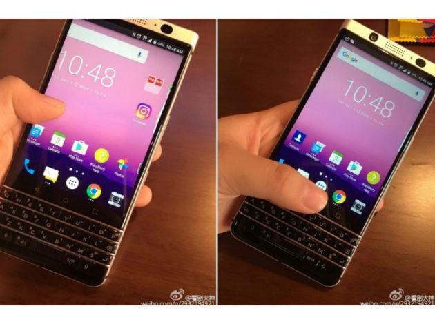 BlackBerry: un altro smartphone con tastiera fisica
