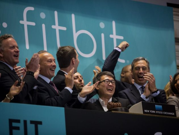 Fitbit è vicina all'acquisizione di Pebble