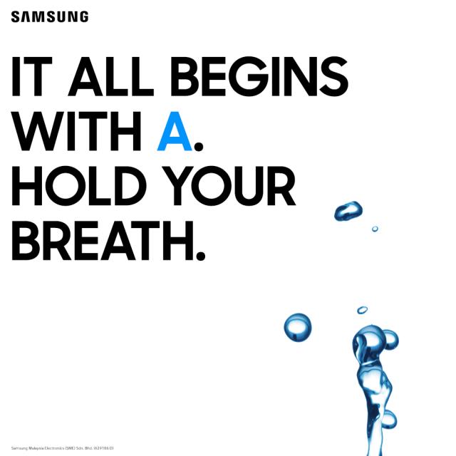 I nuovi Galaxy A saranno impermeabili — Samsung