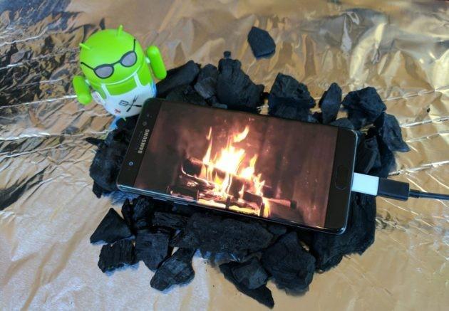 Galaxy Note 7 fuorigioco negli USA: anche Verizon distribuirà l'aggiornamento killer
