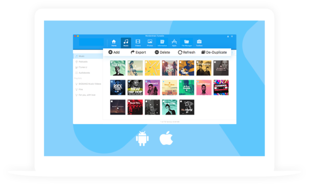 [SPONSORED] TunesGO: la soluzione all-in-one per gestire Android da PC e Mac