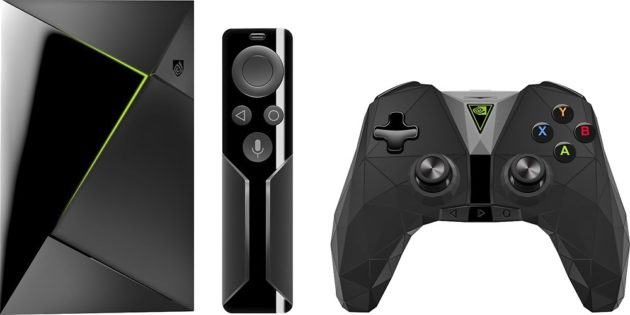 NVIDIA SHIELD Android TV 2017: nuovo gamepad e due versioni differenti