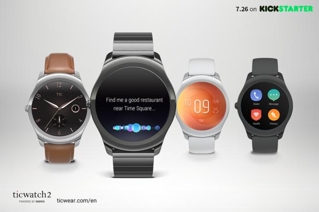 TicWatch 2, lo smartwatch che unisce innovazione e praticità