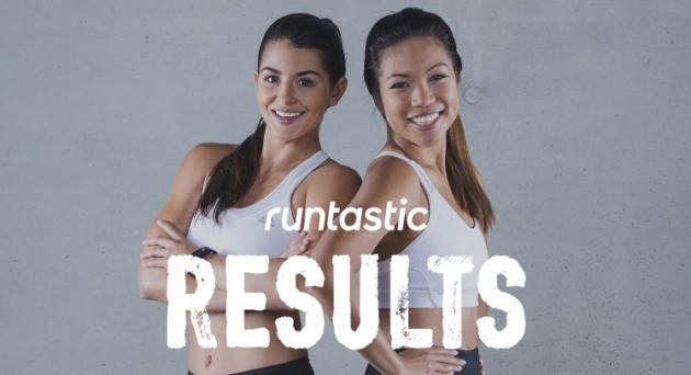 Runtastic Results si aggiorna e si tinge di rosa!