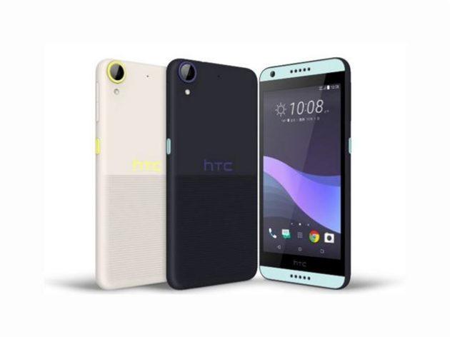 HTC Desire 650 annunciato anche in versione internazionale
