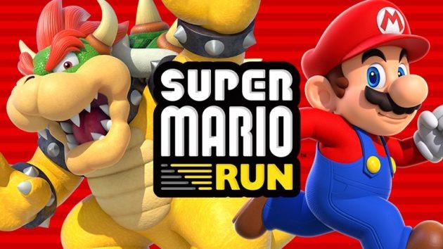 Super Mario Run arriverà su Android a Marzo