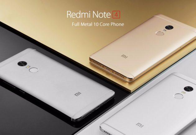 Xiaomi Redmi Note 4X in arrivo: rivelate specifiche e prezzi