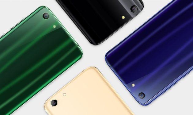 Elephone S7 subisce un insignificante restyling grafico