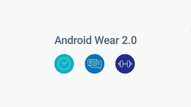 Android Wear 2.0 sembra essere in dirittura d'arrivo