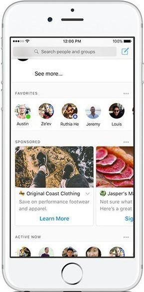 Facebook Messenger preparatevi ad accogliere gli spot pubblicitari (1)