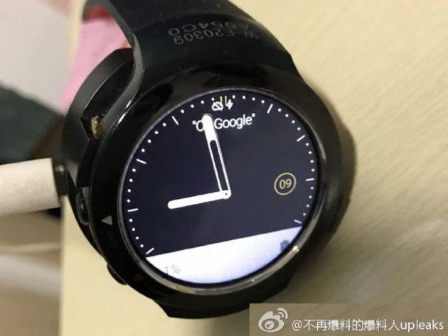 Halfbeak, il nuovo smartwatch di HTC si mostra in nuove foto