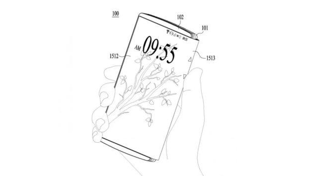 LG a lavoro su uno smartphone pieghevole? - FOTO