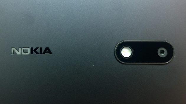 Nokia 6 e quel logo... poco convincente