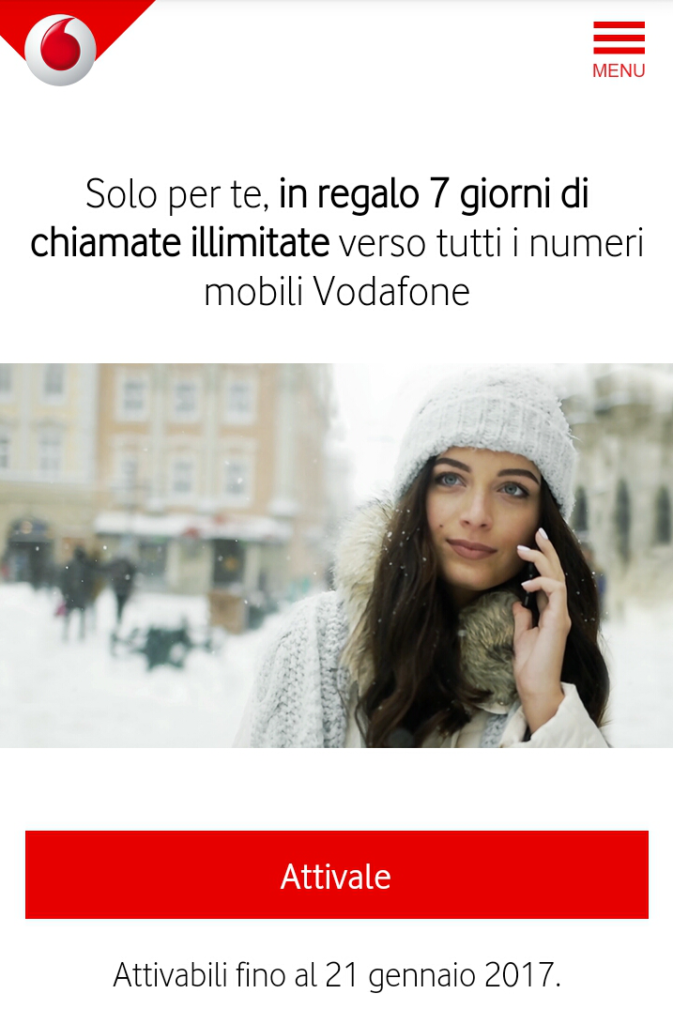 Vodafone regala minuti illimitati ai suoi clienti (2)