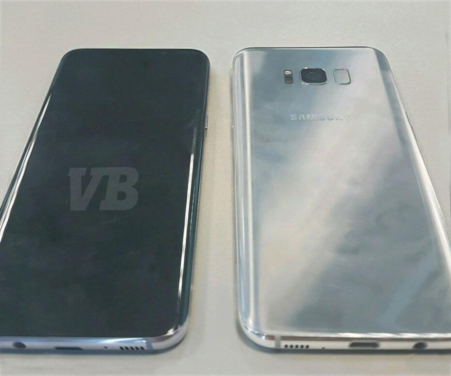 Samsung Galaxy S8, ancora foto e info