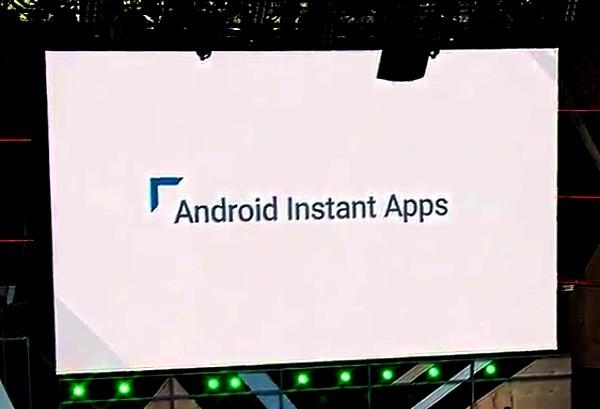 Android Instant App: i test pubblici prendono il via