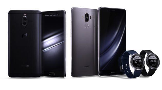 Huawei: crescita delle vendite del 42% nel 2016