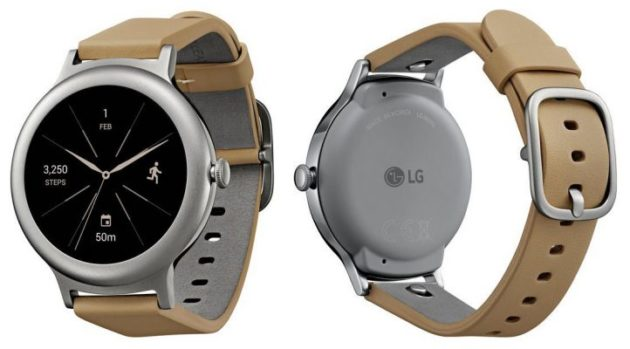 LG Watch Sport avvistato su Geekbench