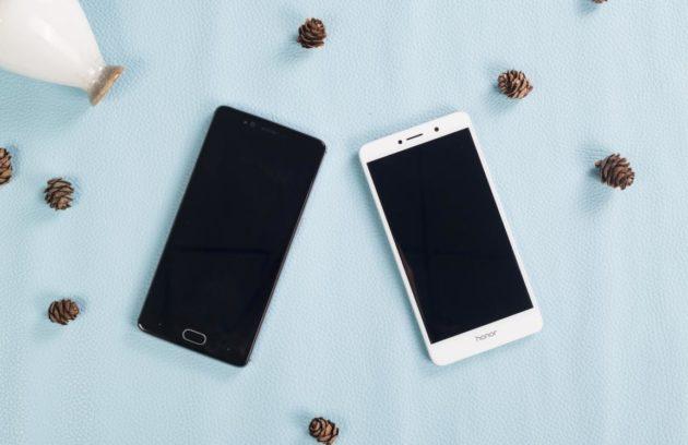 DOOGEE Shoot 1 e Honor 6X: smartphone dual camera a confronto