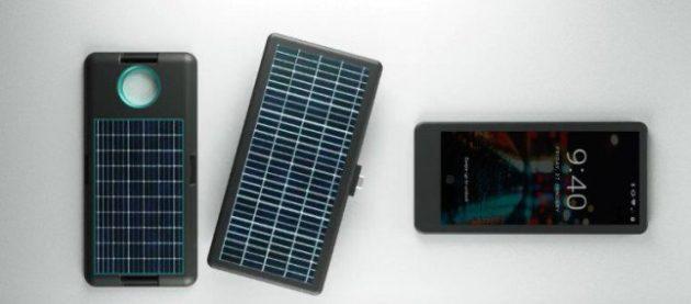 Mico Snap-Panel: nuovo Moto Mods con pannello solare