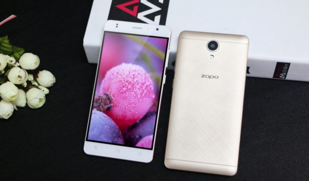 Zopo Color C5 ufficiale: nuovo entry-level Android con corpo in metallo
