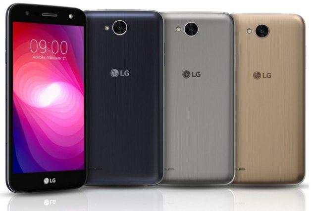 LG X Power 2 ufficiale: Nougat e batteria da 4500 mAh