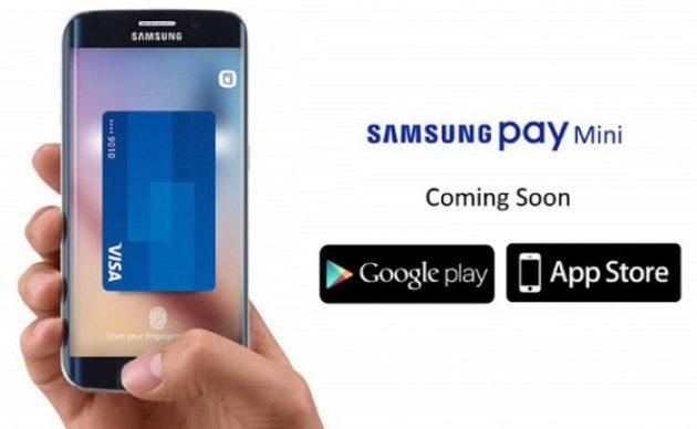 Samsung Pay Mini in arrivo nel Q1 2017