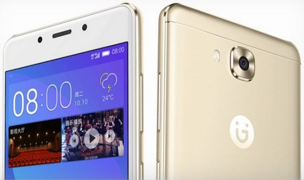 Gionee F5: display HD da 5