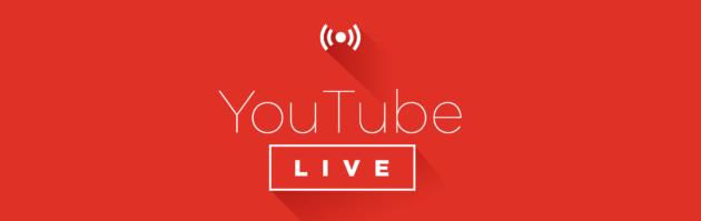 YouTube permetterà le dirette da mobile per i canali con molti utenti