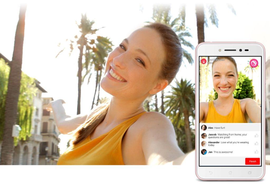 Asus ZenFone Live perfetto per i malati dello streaming (2)