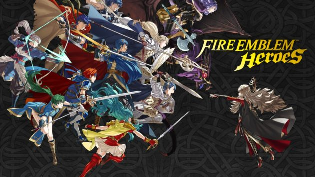 Fire Emblem Heroes disponibile al download