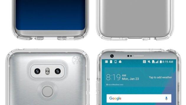 Galaxy S8 ed LG G6 saranno davvero come li vediamo in questi render?