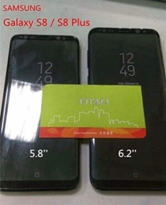Galaxy S8 ed S8 Plus in una nuova foto leaked (1)