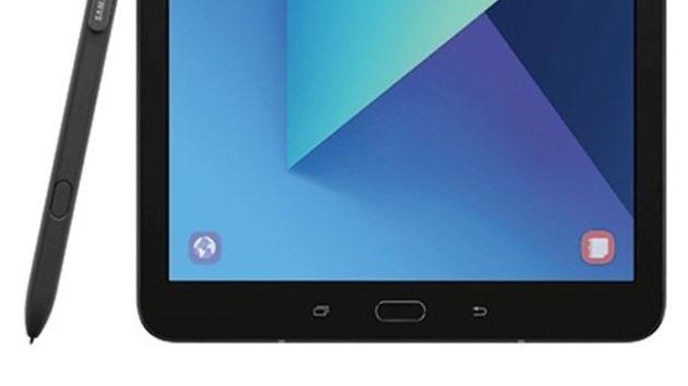 Galaxy Tab S3 fa la sua comparsa, insieme alla S Pen