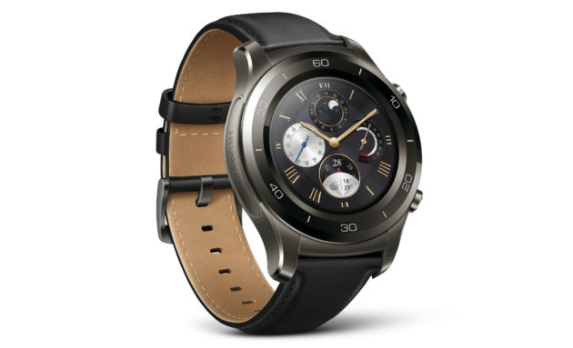 Huawei Watch 2 presentato ufficialmente al MWC 2017