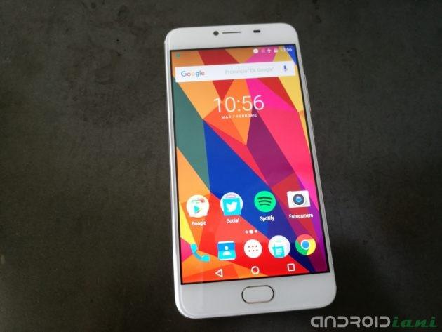 UMi Z: La Recensione dello smartphone con Helio X27
