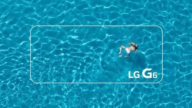 LG G6, ancora conferme: è la volta dell'impermeabilità
