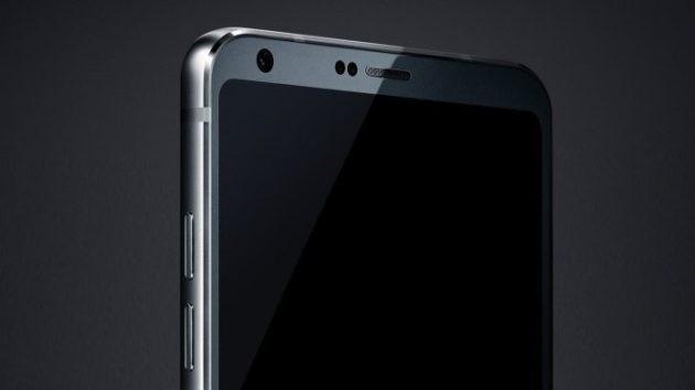 LG G6: foto dal vivo e nuovi render