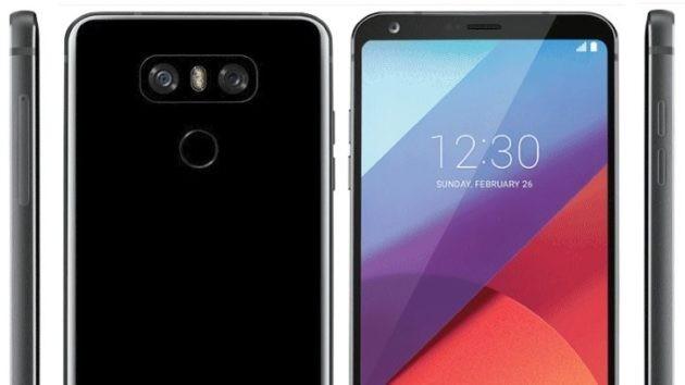 LG G6: ve lo mostriamo in un render (quasi) ufficiale